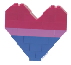 BrickNetty Lego Heart – Bi