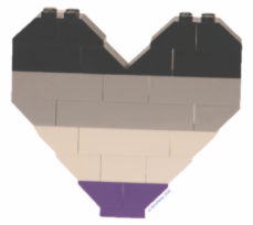 Brick Netty Lego Heart - Ace