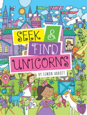 Seek & Find - Unicorns (Seek and Find)