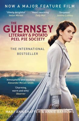The Guernsey Literary and Potato Peel Pie Society - Rejacketed