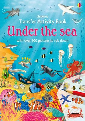 Under the Sea (Little Transfer Book)