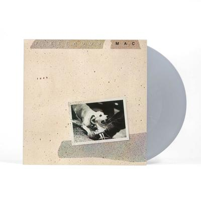 Tusk - Fleetwood Mac (Limited Edition Silver Vinyl)
