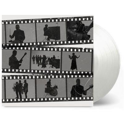 Night Time People - The Bamboos (white vinyl)