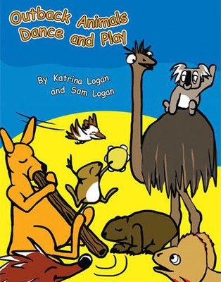 Outback Animals Dance and Play