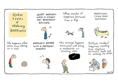 Leunig - Ordinary Happiness