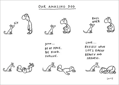 Leunig - Our Amazing Dog