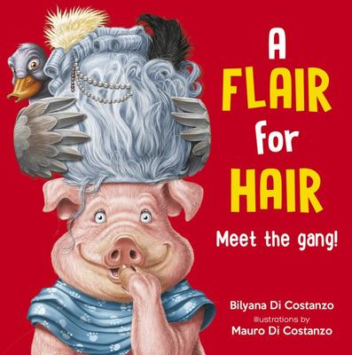 A Flair for Hair - Meet the Gang
