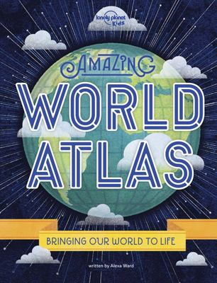 Amazing World Atlas (HB)