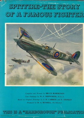 Spitfire- The Story of a Famous Fighter