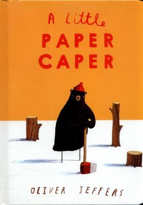 A Little Paper Caper (Board Book)