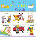 Bear's First Spanish Words (Bear's First Words)