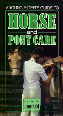 YOUNG RIDERS GUIDE TO HORSE AND PONY CAR