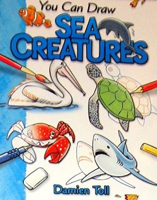You can draw Sea Creatures