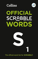 Collins Official Scrabble Words: the Official, Comprehensive Wordlist for Scrabble [Fifth Edition]
