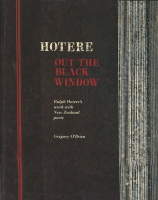Hotere:  Out the Black Window