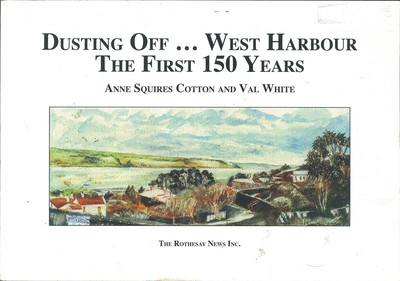 Dusting off ... West Harbour The First 150 Years