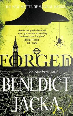Forged  (#11 Alex Verus)