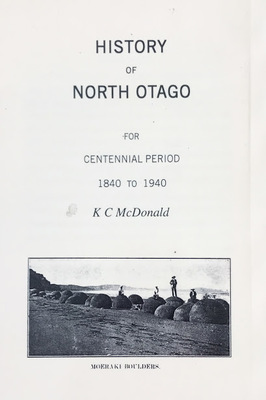 History of North Otago