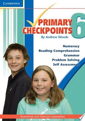 Cambridge Primary Checkpoints 6 - Preparing for National Assessment