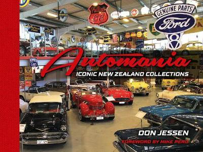 Automania: Iconic Kiwi Collections