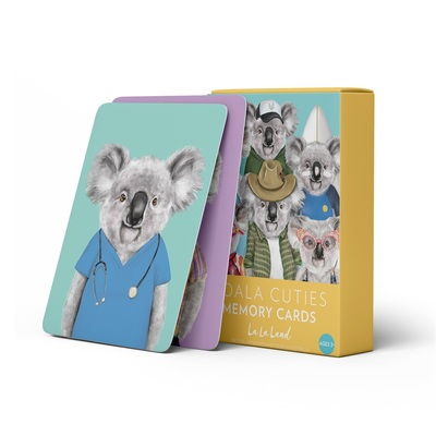 Koala Cuties - Memory Cards
