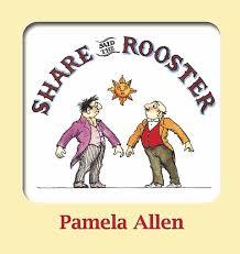 Share Said the Rooster (Board Book)