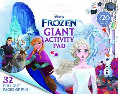 Frozen Classic: Giant Activity Pad (Disney)