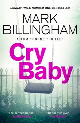 Cry Baby (prequel Tom Thorne))