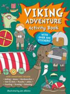 Viking: Adventure Activity Book