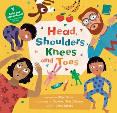 Head, Shoulders, Knees and Toes (Book & CD)