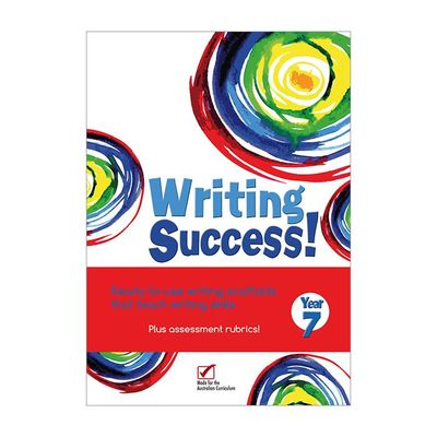 Writing Success Year 7