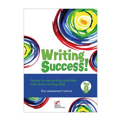 Writing Success Year 8