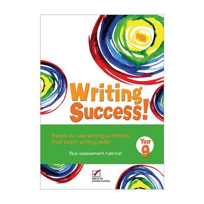 Writing Success Year 9