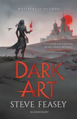 Dark Art (Whispers of the Gods #2)