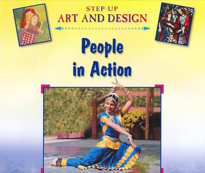People in Action: Step Up Art and Design