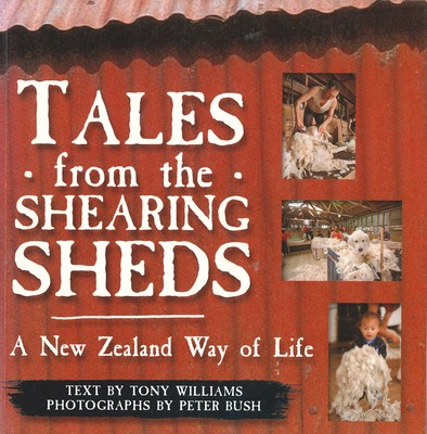 Tales from the Shearing Shed