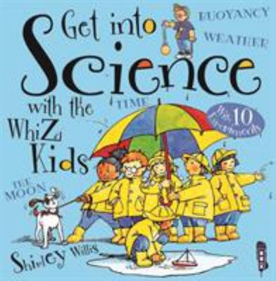 Get Into Science Whiz Kids Blue