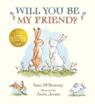 Will You Be My Friend? (HB)