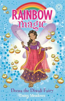 Deena the Diwali Fairy - The Festival Fairies Book 1