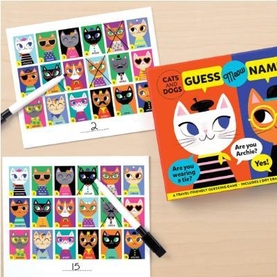 Guess Meow Name Cats & Dogs