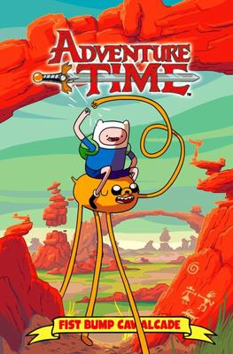 Adventure Time - Fist Bump Cavalcade