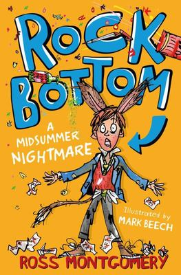 Rock Bottom - A Midsummer Nightmare(Dyslexia Friendly)