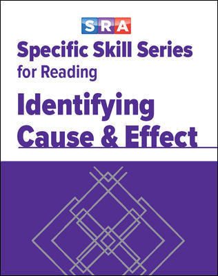 Specific Skill Series 2006 - Identifying Cause and Effect Book H