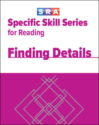 Specific Skill Series 2006 - Finding Details Book F