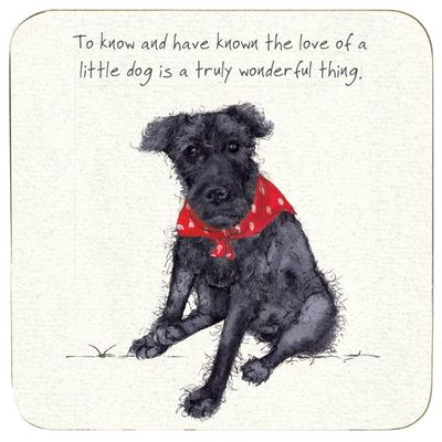 Coaster – Little Dog