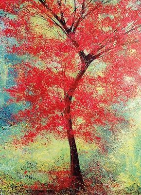Card - The Red Tree 317380