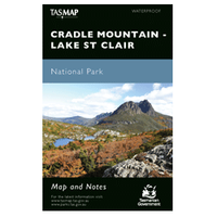 Homepage cradle mountain lake st clair map cover 1