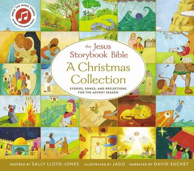 The Jesus Storybook Bible Christmas Collection - Stories, Songs, and Reflections for the Advent Season