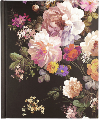 Midnight Floral Journal Peter Pauper
