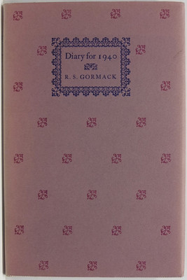 Diary for 1940